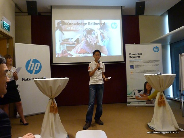 Launch of HP's industry-first tool for Primary School Students, Our Parenting World