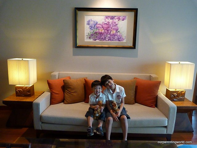 Staycation at Shangri-La Hotel Part 2, Our Parenting World