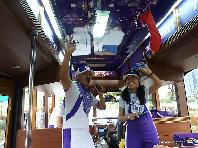 Spreading the Joy of Giving with Cadbury Joyrider, Our Parenting World