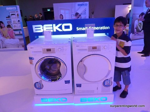 BEKO, UK's no.1 selling home appliances brand in Singapore, Our Parenting World