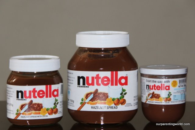 Nutella: Delicious breakfast spread full of goodness!, Our Parenting World