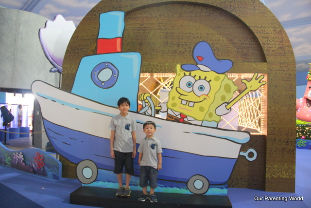 Dive into Bikini Bottom at Downtown East, Our Parenting World