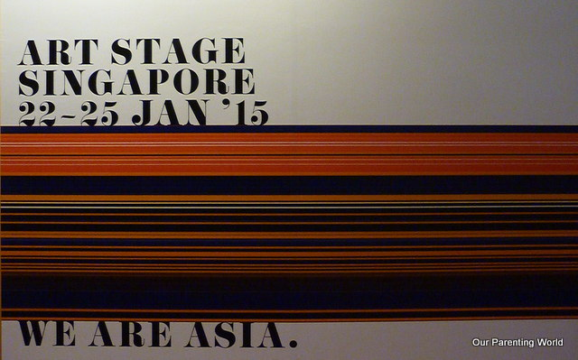 Art Stage Singapore 2015, Our Parenting World