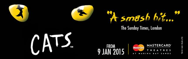 CATS the musical is now playing in Singapore!, Our Parenting World