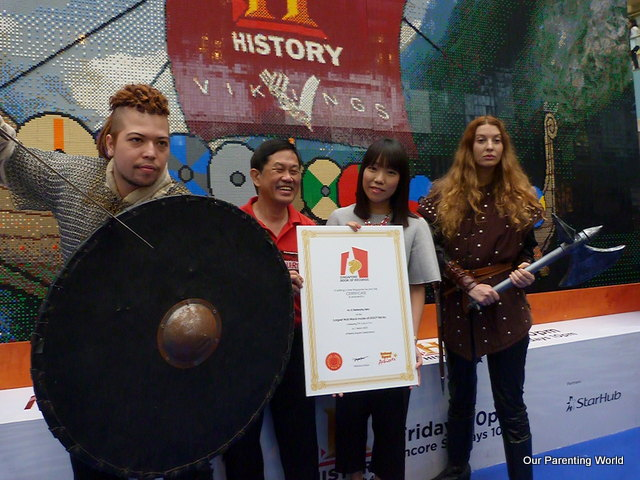 HISTORY™'s first-ever Vikings Village Comes To Life at Marina Square, Our Parenting World