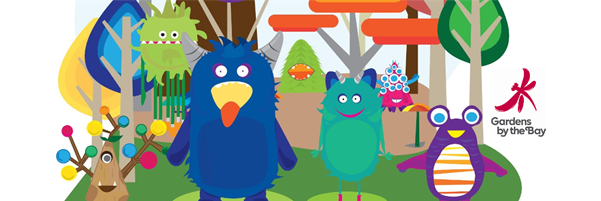 March Monster Mash at Gardens by the Bay, Our Parenting World