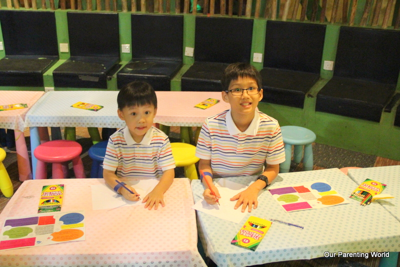 Family Fun activities at Health & Adventure Quest by Rise & Shine, Our Parenting World