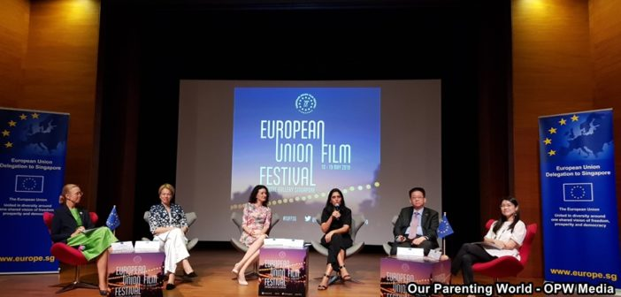 European Union Film Festival (EUFF) in Singapore postpones 30th edition to May 2021 due to Covid-19 situation, Our Parenting World