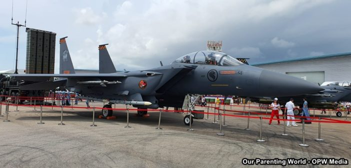 Singapore Airshow 2020, Our Parenting World