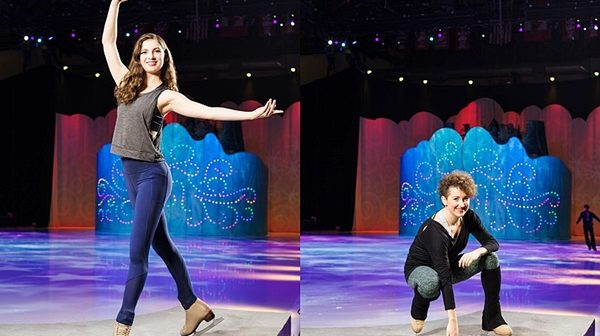 Exclusive Interviews with Kelsey Blake and Rachel Nevares, Disney On Ice Presents Live Your Dreams, Our Parenting World