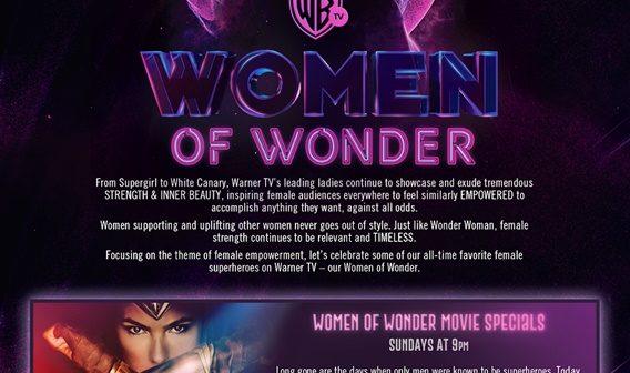 Warner TV's Women of Wonder, Our Parenting World