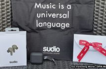Sudio Ett True Wireless Earphones with Active Noise Cancelling, Our Parenting World