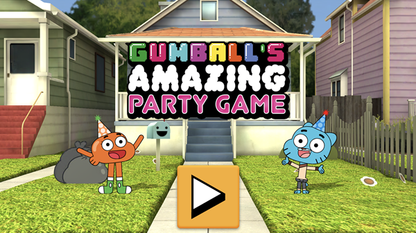 Let's Play Gumball's Amazing Party Game this School Holiday! (Free on the App Store and on Google Play), Our Parenting World