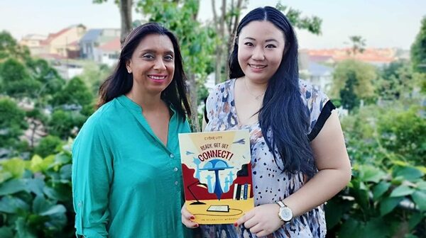 Ready, Get Set, Connect! and Exclusive Interview with Michelle Yao, Co-Author and Co-Founder of Cyberlite Books, Our Parenting World