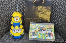 Time to go Bananas with Golden Village, Add the Exclusive Minions Tumbler to your Collection, Our Parenting World