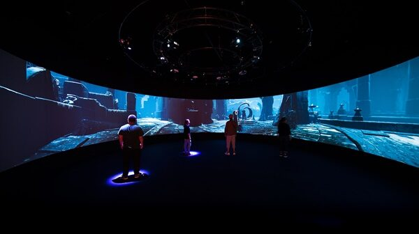 ArtScience Museum's New Exhibition on Virtual Realms: Videogames Transformed, Our Parenting World