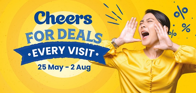 Celebrate Cheerful Moments this Father's Day with savings on over 100 products at Cheers!, Our Parenting World