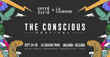 The Conscious Festival 2021 by Green Is The New Black, Our Parenting World
